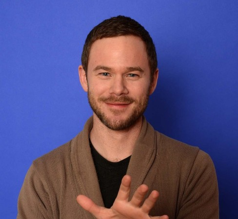 Aaron Ashmore Looked Dapper Monday