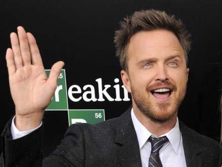 Aaron Paul Called Fans During Last Nights Episode Of Breaking Bad Films