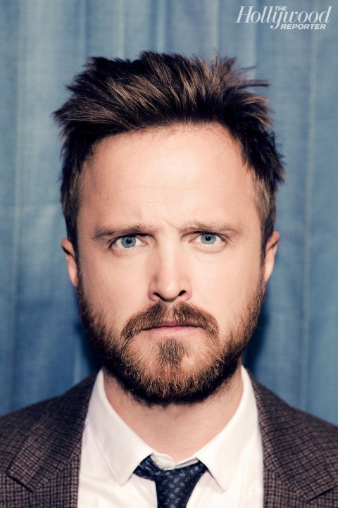 Aaron Paul Hollywood Reporter Emmys Issue Aaron Paul