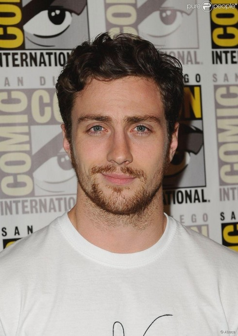 Aaron Taylor Johnson Aaron Taylor Johnson