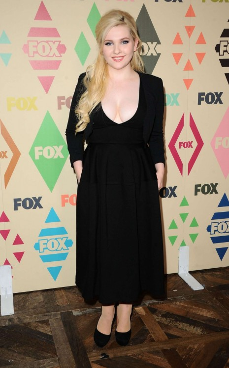 Abigail Breslin Fox Fx Summer Tca Party In West Hollywood Abigail Breslin
