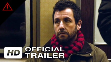 Netloid Watch The New The Cobbler Trailer Adam Sandler Walks In Everyones Shoes Wife