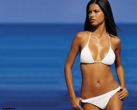 Adriana Lima Second Baby Wallpaper Adriana Lima