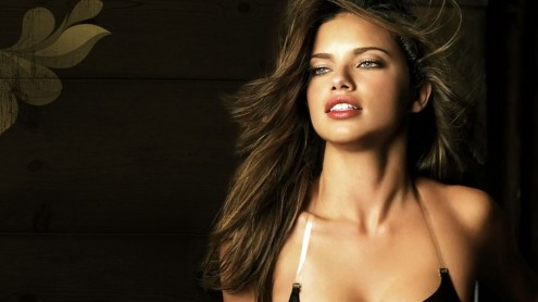 Brazilian Model Adriana Lima Hot Wallpapers In Adriana Lima
