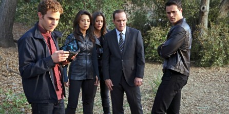 Agents Of Shield Interview Agents Of Shield
