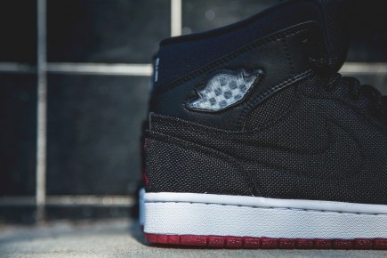 Air Jordan Retro Txt Black Red