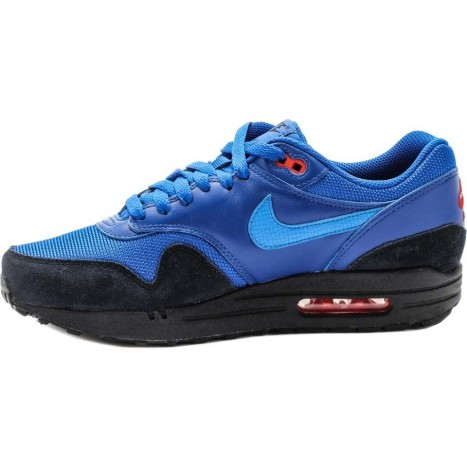 Air Max Fb Mens Running Shoe Obsidian Light Photo Bluered Dfdb Blue