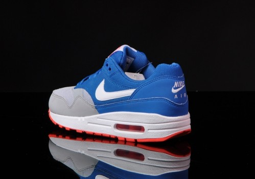 Nike Air Max Gs Mltry Bl White Lsr Crmsn Wlf