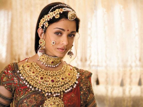 High Resolution Wallpapers Of Aishwarya Rai From Jodha Akbar Aishwarya Rai