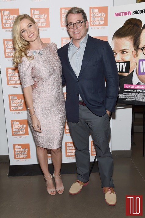 Alice Eve Matthew Broderick Dirty Weekend Special Screening Red Carpet Fashion Dolce Gabbana Tom Lorenzo Site Tlo Alice Eve