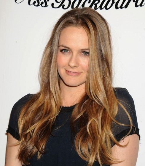 Alicia Silverstone Ass Backward Movie Premiere Alicia Silverstone