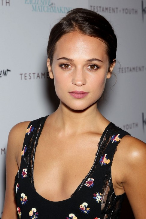 Alicia Vikander Alicia Vikander Hot