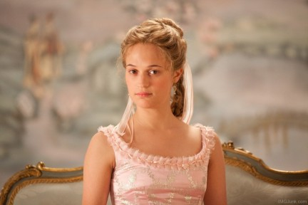 Alicia Vikander In Movie Anna Karenina Alicia Vikander