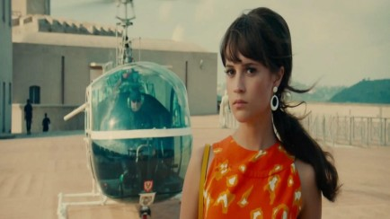 Beautiful Actress Celebrity Alicia Vikander In Hollywood Movie The Man From Uncle Wallpapers Tv