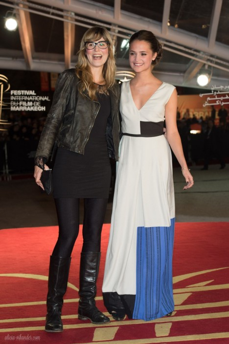 Th Marrakech International Film Festival Awards Ceremony Alicia Vikander Alicia Vikander