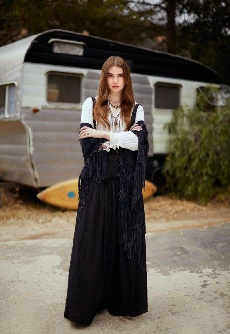 Ali Michael By Iain Mckell For Elle France July Width Height Ext Ali Michael