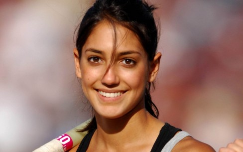 Allison Stokke Face Allison Stokke