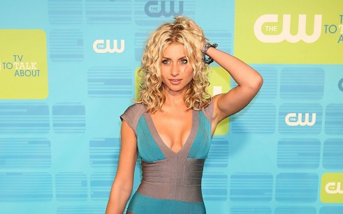 Aly Michalka Body