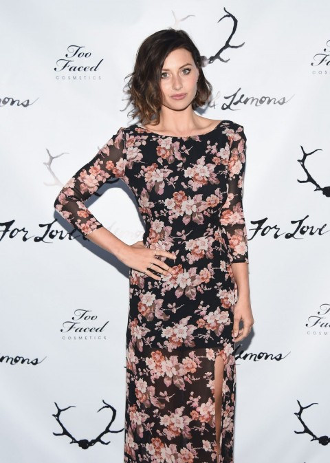 Alyson Aly Michalka For Love And Lemons Skivvies Party In La Aly Michalka