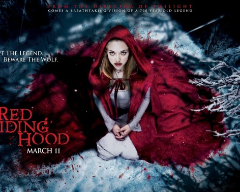 Amanda Seyfried In Red Riding Hood Movies