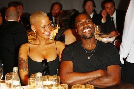 Amber Rose Kanye West Quietlycroptopfitcroph Amber Rose