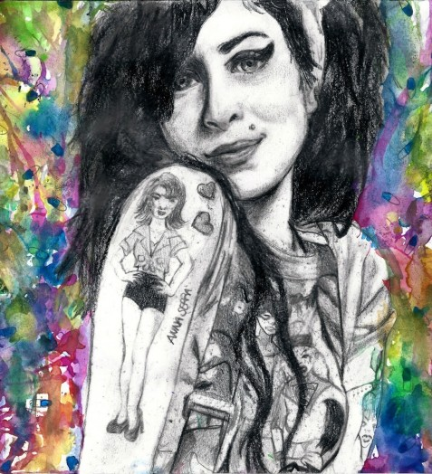 Amy Winehouse Colorida Albums