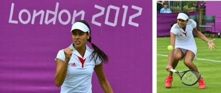 Olympic Games Ana Ivanovic Serbia Outfit Tennis