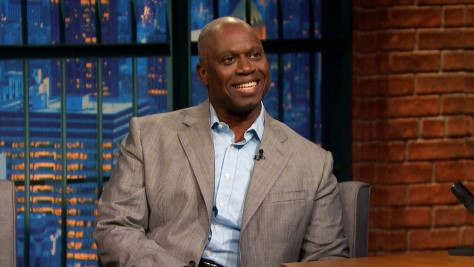 Why Andre Braugher Always Plays Cops Movies