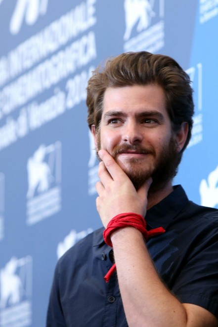 Andrew Garfield At Event Of Homes Large Picture