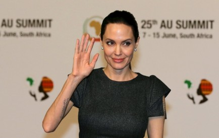 Angelina Jolie Appeals Womens Rights Au Summit