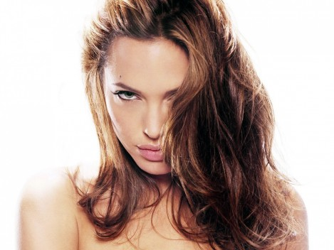 Girls Models Models Angelina Jolie Look Wallpaper