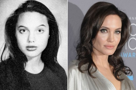 Ht Gty Angelina Jolie Ml Young