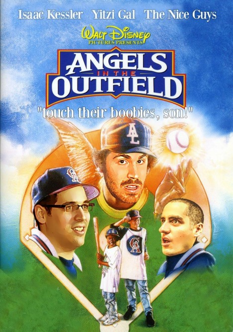 Angels In The Outfield Movie Poster Angels In The Outfield