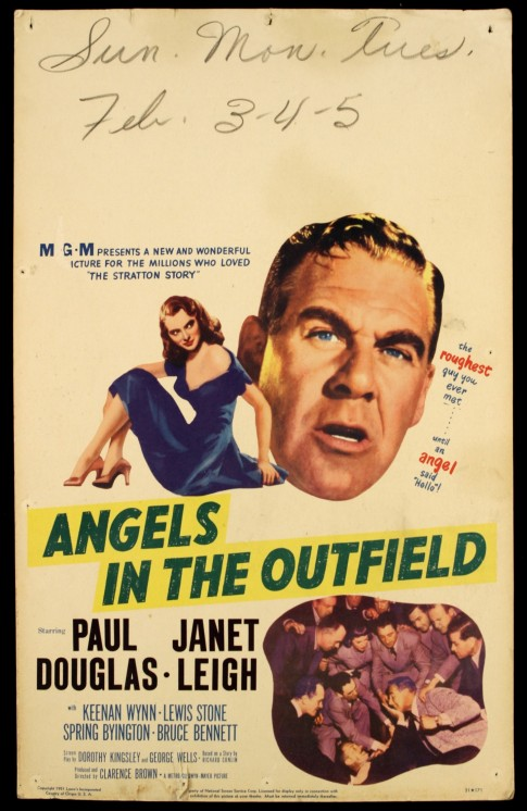 Lg Angels In The Outfield