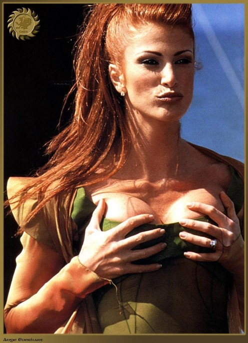 Angie Everhart Angie Everhart