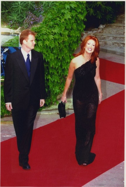 Angie Everhart Et Son Freryi Tirage Angie Everhart