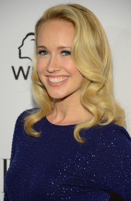 Anna Camp At Elles Women In Television Celebration In Hollywood Pitch Perfect