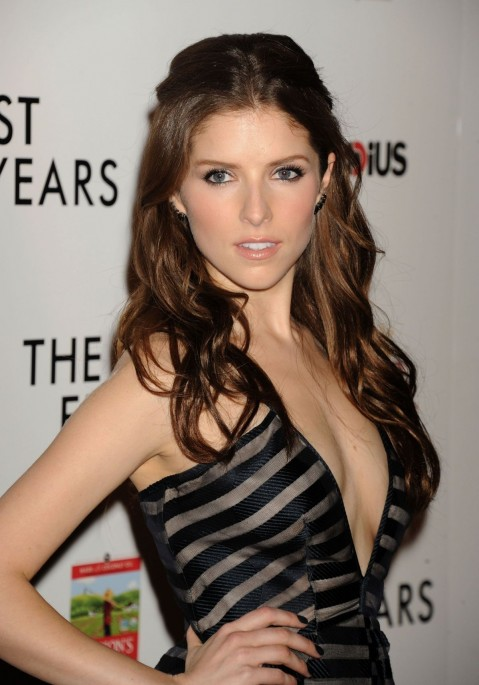 Anna Kendrick Attend The Last Five Years Premiere In Hollywood Photoshoot