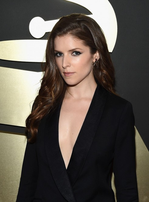 Anna Kendrick Grammy Awards In Los Angeles Body