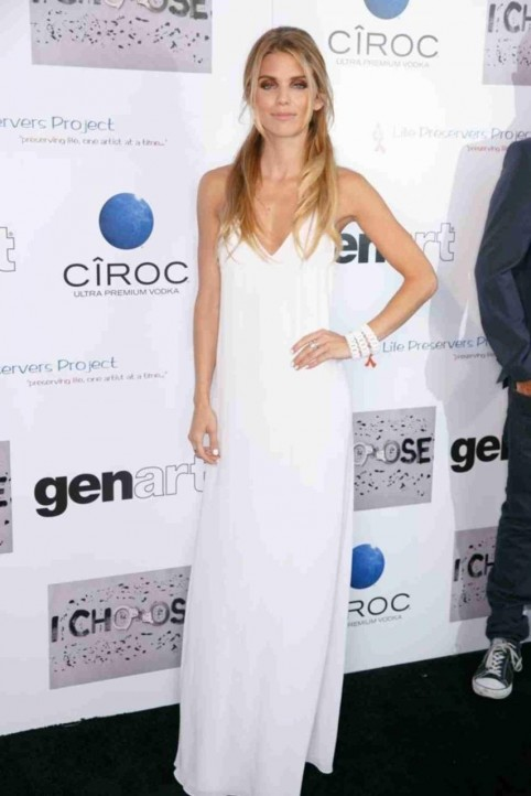 Annalynne Mccord Choose Premiere Pic Fashion