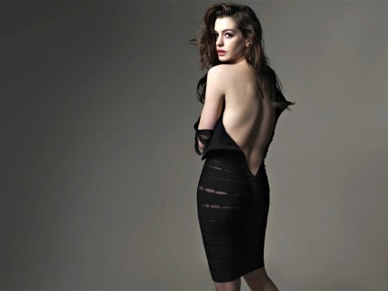 Actress Anne Hathaway Hot Desktop Pics Hot