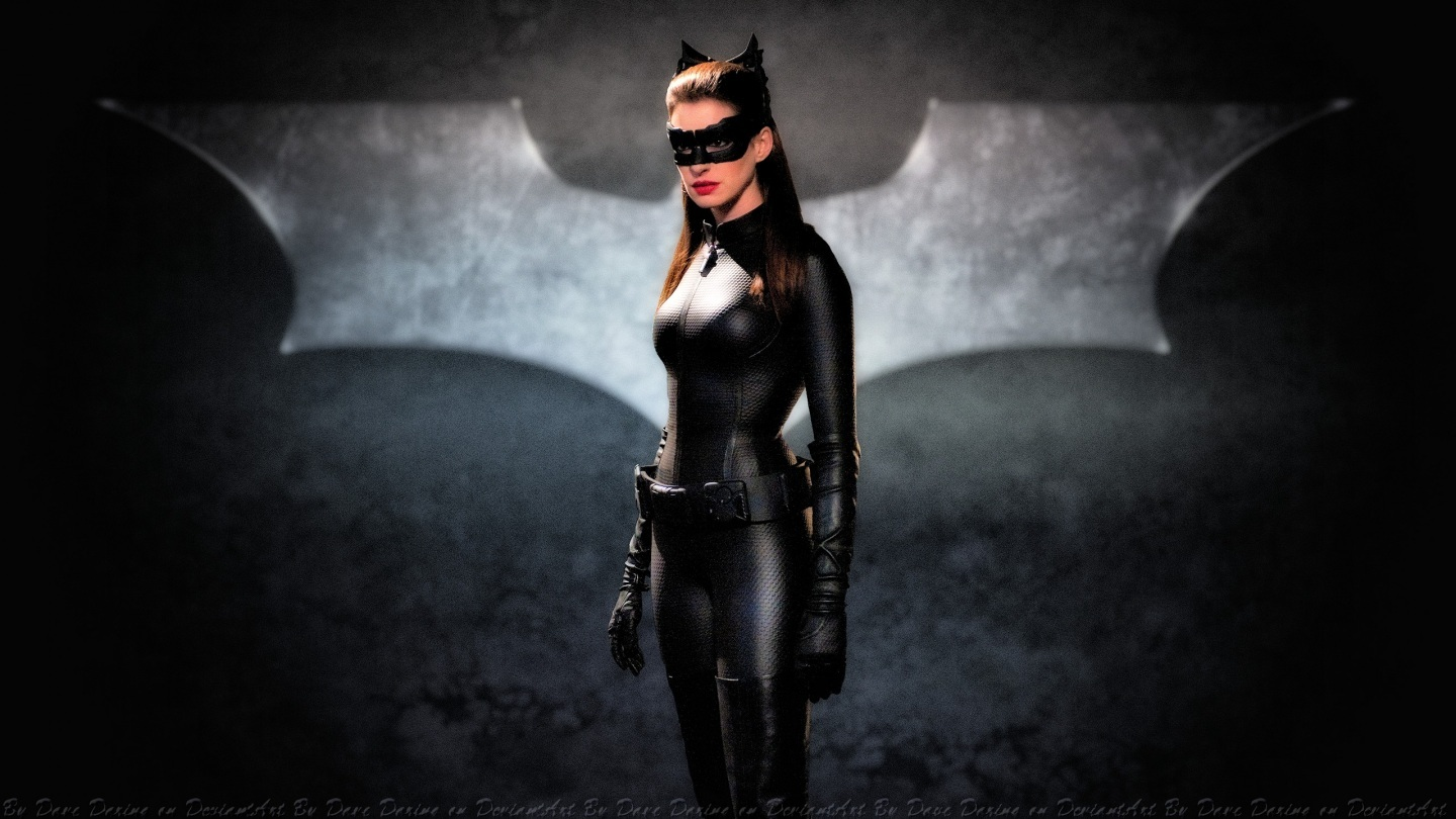 Anne Hathaway Catwoman Hd Wallpaper Batman