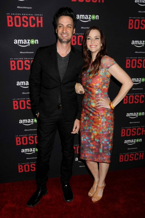 Annie Wersching At Bosch Season Premiere In West Hollywood Annie Wersching