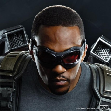 Captain America Winter Soldier Anthony Mackie Promo Anthony Mackie
