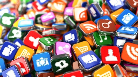 Mobile Apps Pile Ss Apps