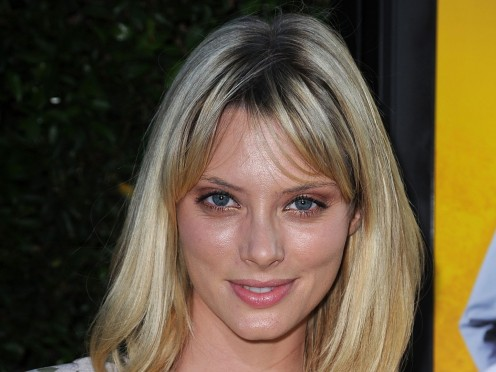 April Bowlby The Help Premiere