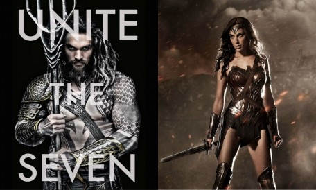 Aquaman And Wonder Woman Movie