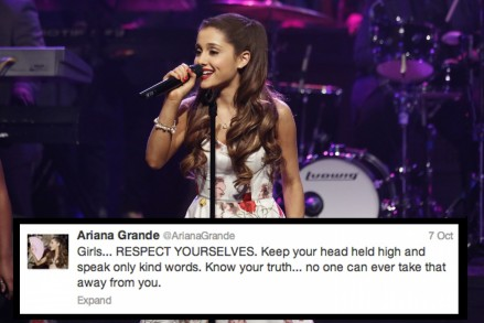 Ariana Grande Know Your Truth And Nathan Sykes