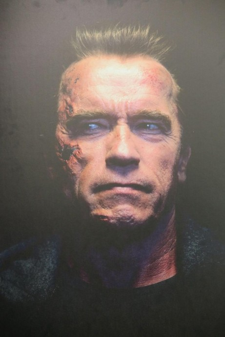 Here Is What Arnold Schwarzenegger Looks Like In Terminator Genisys Hot