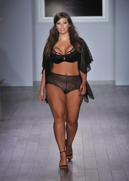 As Ey Graham Runway Addition Elle Lingerie Collection As Ey Graham
